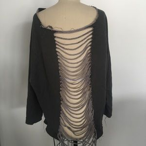 Sweaters - Soft sweater/ cut back